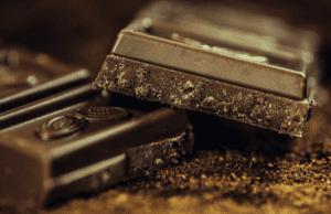 chocolate, less sugar